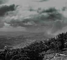 The Hills Of Wayanad Sticker