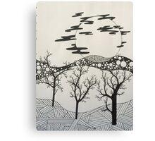 Magic in the Air Canvas Print