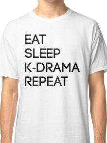 Korean Drama Cycle Classic T-Shirt