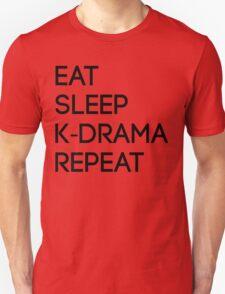 Korean Drama Cycle Unisex T-Shirt
