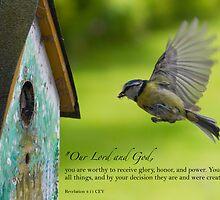 Revelation 4:11 by willgudgeon