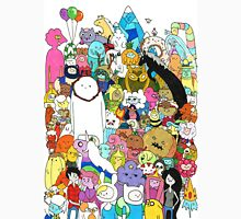 Adventure Time character collage Unisex T-Shirt