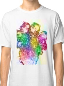 Digitally manipulated palm tree Classic T-Shirt