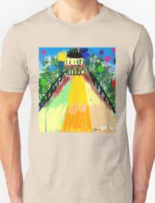 Castle Lolly by Roger Pickar, Goofy America Unisex T-Shirt