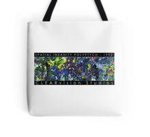 Spatial Insanity (1992) Tote Bag