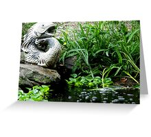 Peaceful Pond    ^ Greeting Card
