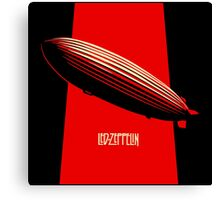 new led zeppelin mothership posters Canvas Print