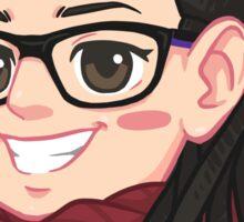 The Geek Monkey: Cosima Sticker