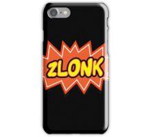 T-shirt  ZLONK iPhone Case/Skin