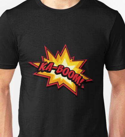 T-shirt KA-BOOM Unisex T-Shirt