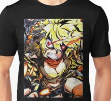 Yang vs Ice Cream Unisex T-Shirt