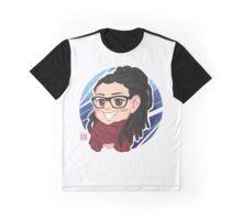 The Geek Monkey: Cosima Graphic T-Shirt