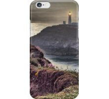 South Stack Lighthouse iPhone Case/Skin