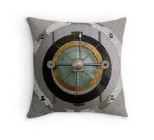 North South Throw Pillow