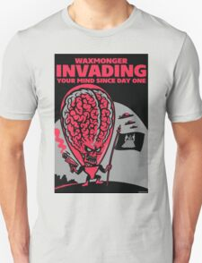 INVASION OF THE MIND T-Shirt