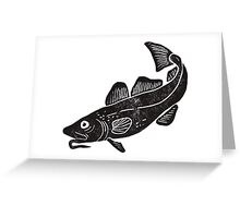 Perch Greeting Card