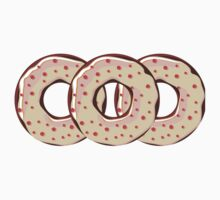 Donuts 005 One Piece - Short Sleeve