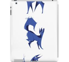 Blue Hound iPad Case/Skin