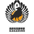 karasuno high school volleyball club by glower