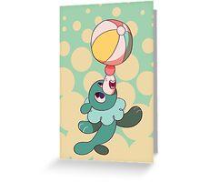Popplio  Greeting Card