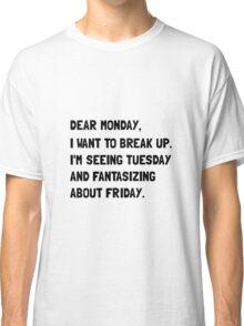 Dear Monday Classic T-Shirt