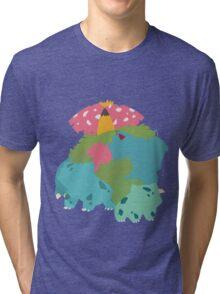 Bulbasaur Evolution Tri-blend T-Shirt