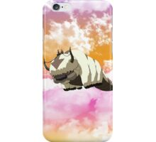Appa in the Sunset iPhone Case/Skin
