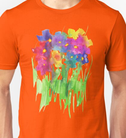 Wildflowers Unisex T-Shirt
