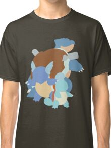 Squirtle Evolution Classic T-Shirt