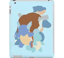 Squirtle Evolution iPad Case/Skin