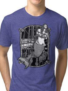 Bound Mermaid Tri-blend T-Shirt
