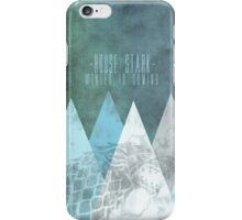 House Stark Poster iPhone Case/Skin