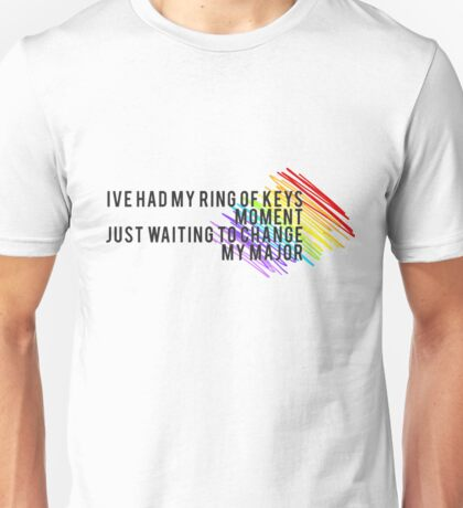 Fun Home - I've Had my Ring... Unisex T-Shirt