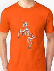 Unicorn Skeleton Unisex T-Shirt