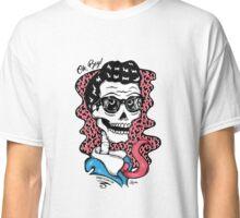 Buddy Holly Skull Classic T-Shirt