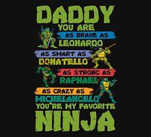 Ninja - Daddy Ninja Unisex T-Shirt