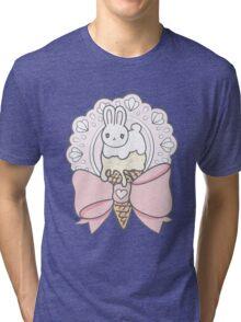 Bunny Treats Tri-blend T-Shirt