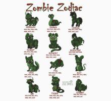 Zombie Zodiac by ZombieZuu