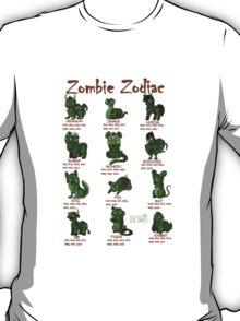 Zombie Zodiac T-Shirt
