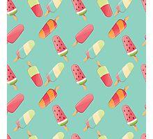 Ice cream 001 Photographic Print