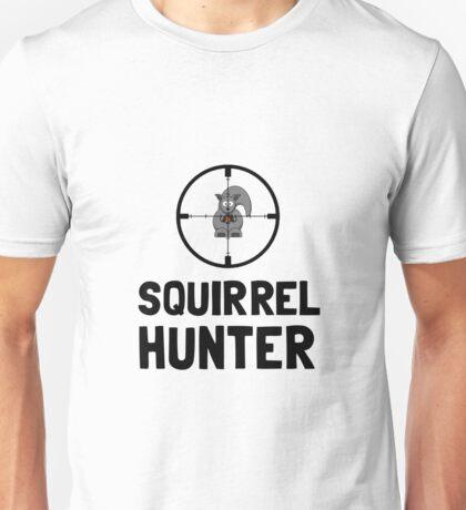 Squirrel Hunter Unisex T-Shirt