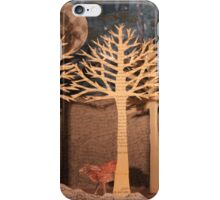 Into The Forest- Phone Case No. 3 iPhone Case/Skin