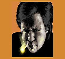 Bill hicks - The Painting by sastrod8