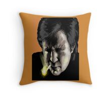 Bill hicks - The Painting Throw Pillow