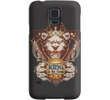 King of the Game Samsung Galaxy Case/Skin