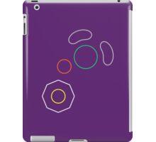 Gamecube Controller Button Symbol Outline iPad Case/Skin