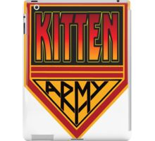 KITTEN ARMY iPad Case/Skin