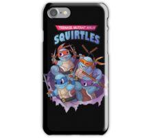 Ninja - Teenage Mutant Ninja Squirtles iPhone Case/Skin
