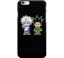 Gon and Killua iPhone Case/Skin