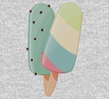 Ice cream 009 Kids Tee